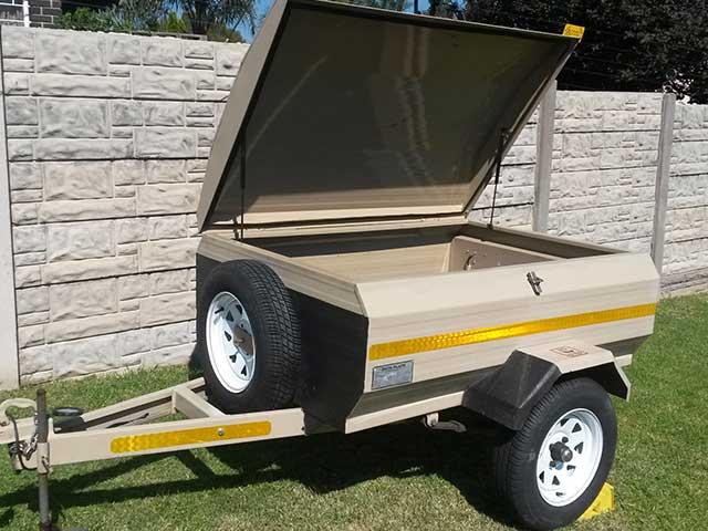 trailer hire
